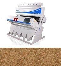 Broken Wheat Color Sorter Machines