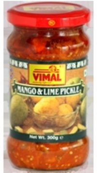 Mango And Lime Pickle