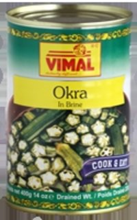 Okra In Brine