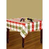 Christmas Jacquard Table Cloth