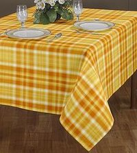 Dobby Table Cover