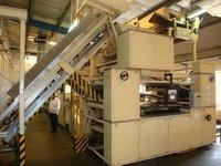 Advanced Vertical Cut Sheet Dough Laminating Machine