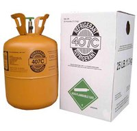 Mixed Refrigerant Gas (R407C)