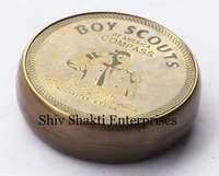Antique Boy Scouts Compass