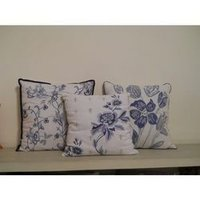 Basic Floral Printed Cushion Covers
