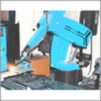 Industrial Welding Robots