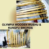 Wooden Wushu And Kung Fu Sword