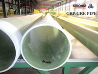 Grp (Glassfiber Reinforced Plastic) Pipes