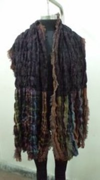 Boiled Wool Winter Scarves