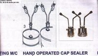 Hand Operated Cap Sealer