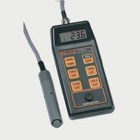Multi-Range Conductivity Meter with 4-Ring Potentiometric Probe