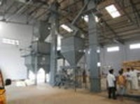 Poultry Feed Mill Unite Machines