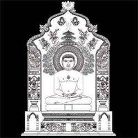 Digambar Jain Parikar Statues