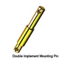 Double Implement Mounting Pins
