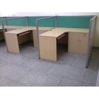 Executive Modular Workstation (L-Shape)