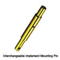 Implement Mounting Pins