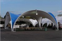 Arched Shaped Structure