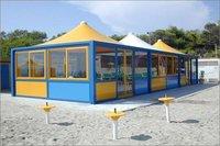 Receptive Tourist Structures