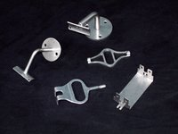 Customized Precision Sheet Metal Accessories