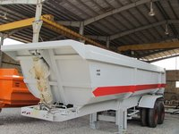2 Axles Tippers Trailers