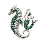 Fashion Sea-Maid Dragon Brooch