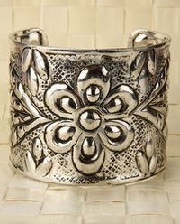 Metal Cuff Bracelet (Twb1256)