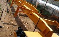 Heavy Duty Semi Gantry Crane