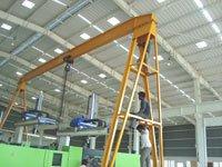 Heavy Duty Single Girder Gantry Crane