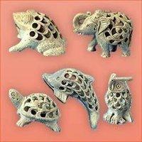 Soapstone Animal Figures