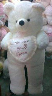 5 Feet Teddy Bear, Heart Soft Toy