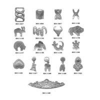 Designer Metal Ornament