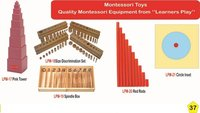 Montessori Equipments
