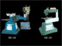 Glass Shape Beveling Machine