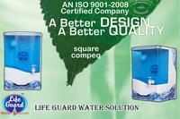 Compaq Water Purifier (Square)