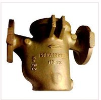 Bronze Casting Of Filter Body