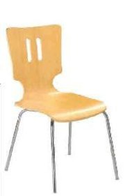 Bentwood Chair (Pause)