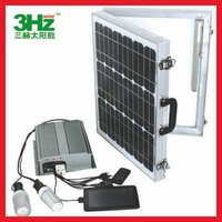 Portable Solar Power System
