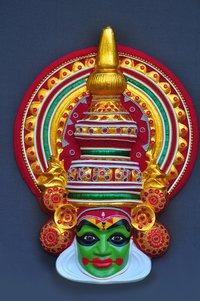 Kathakali Mask