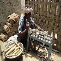 Bamboo Splint Making Machine