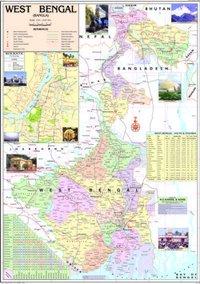 West Bangal Maps