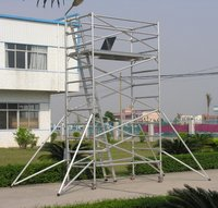 4.8m Aluminum Scaffold Tower