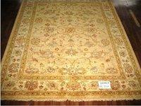 Handspun Oushak Carpet