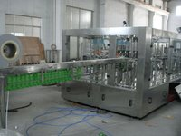 Mineral Water Filling And Capping Line