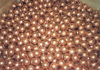 Brass Steel Ball