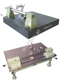 Finest Surface Plate With Center Attachment