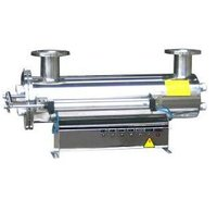 Automatic Pneumatic Cleaning Uv Water Sterilizer