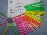 Plastic Lollipop Stick