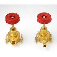 High Pressure Brass Regulator (Knob Type) With Brass Keys