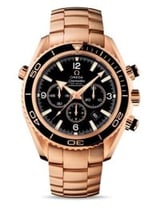 Omega Planet Ocean Chronograph Automatic Watch (2A22.60.46.50.01.001)