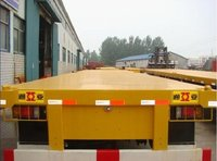 Container Transport Semi Trailer
